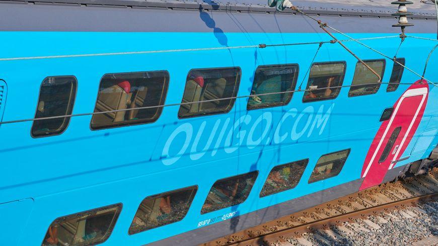 Première naissance dans un TGV Ouigo