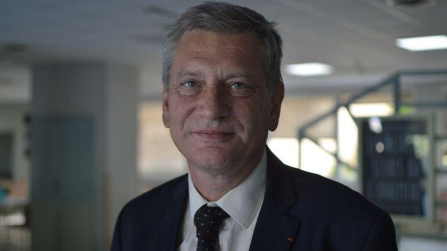 Eric Spitz, le préfet de la Drôme pour encore quelques jours.