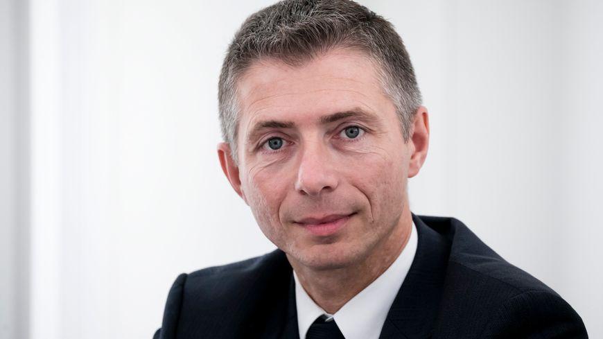 Gil Avérous, maire de Châteauroux