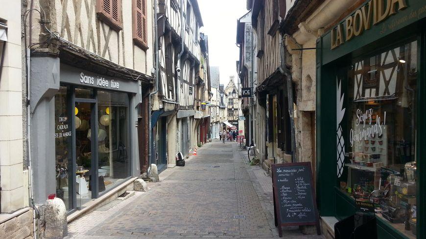 Bourges veut dynamiser son centre ville