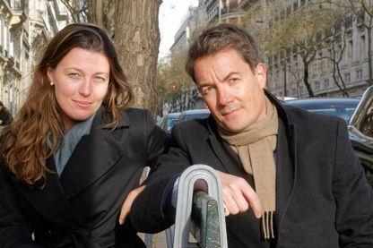 """Salomé Berlioux et Erkki Maillard, auteurs du livre """"Les invisibles de la république"""" aux Editions Robert Laffont"""