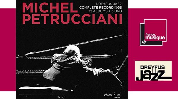 Michel Petrucciani Dreyfus jazz complete recordings