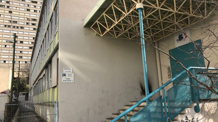 L'école du parc Kallisté dans le 15ème arrondissement doit être reconstruite avant 2021