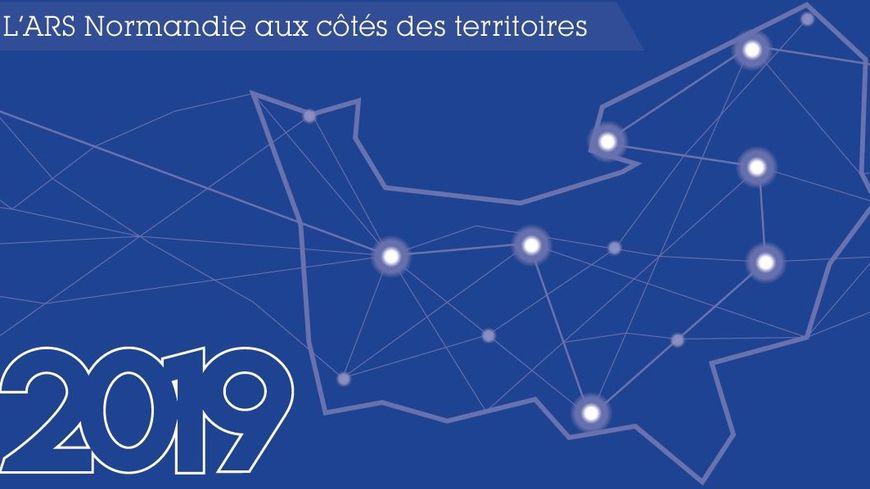La carte de voeux 2019 de l'Agence Régionale de Santé ne plait pas à tout le monde à Cherbourg