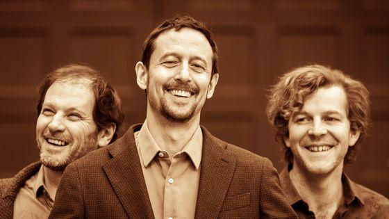 3Elements : Frédéric Borey, Michael Felberbaum, Leonardo Montana