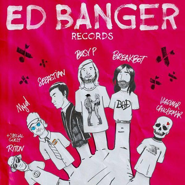 Ed Banger Records fête ses 15 ans