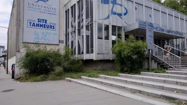 Le site des Tanneurs de l'Université de Tours