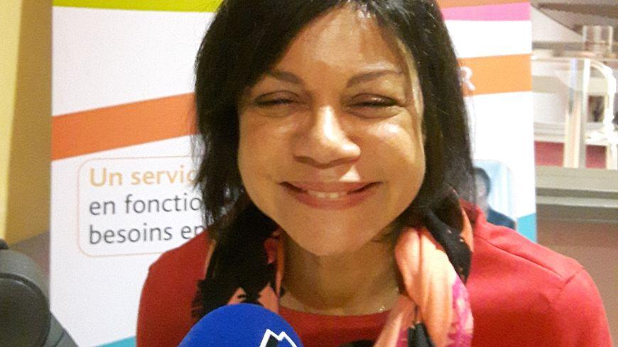 Patricia DIALLO ROUGIER, chargée d'affaires à Pôle emploi
