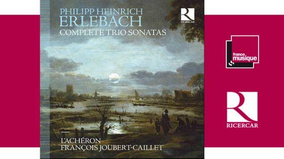 Philipp Heinrich Erlebach - Complete Trio Sonatas