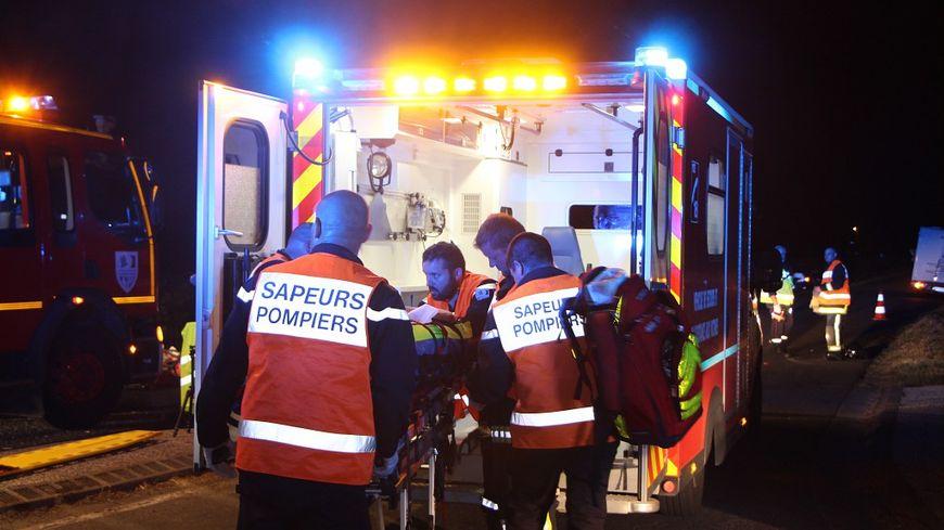 Les pompiers de Charente-Maritime sont intervenus sur deux accidents dramatiques. (Photo d'illustration).
