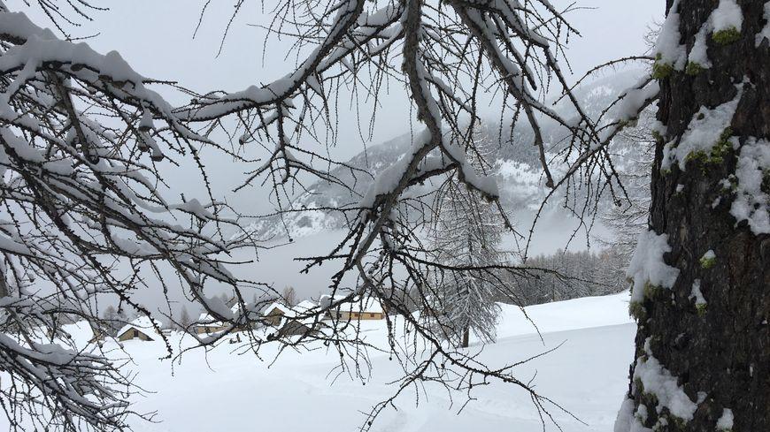 Entre 50 et 100 cm de neige attendus d'ici 24H.