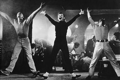 """Audrey Hepburn dans """"Funny Face"""" de Stanley Donen"""