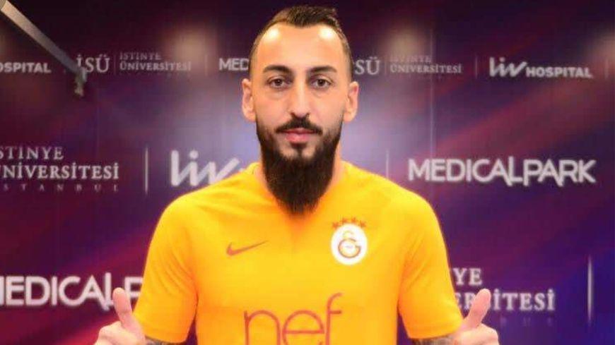 Kostas Mitroglou a quitté Marseille pour Galatasaray