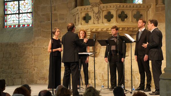 L'Univers du madrigal ancien et moderne par l'Ensemble vocal Exaudi