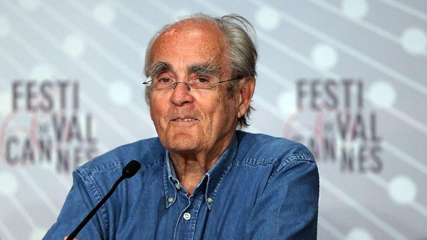 Michel Legrand au Festival de Cannes en 2013.