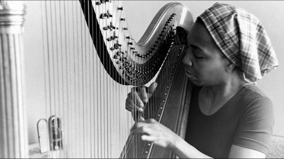 Dorothy Ashby ou quand la harpe se saisit du jazz