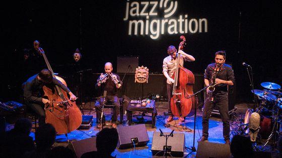 Concert inaugural de la tournée Jazz Migration 2018