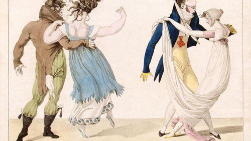 De valse au tango : une histoire des danses de société