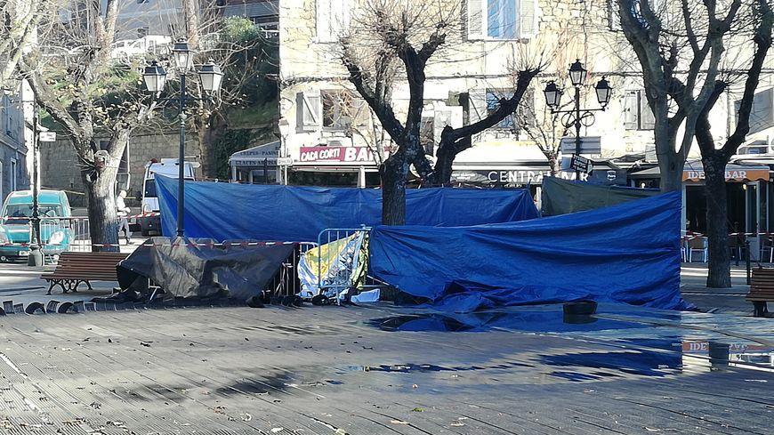 Un restaurateur abattu à l'arme de guerre, place Porta, à Sartène