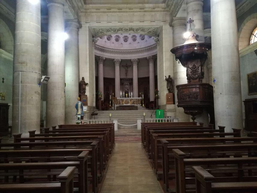 """Combien de Toulonnais se sont dit """"oui"""" dans cette église de la basse-ville ?"""