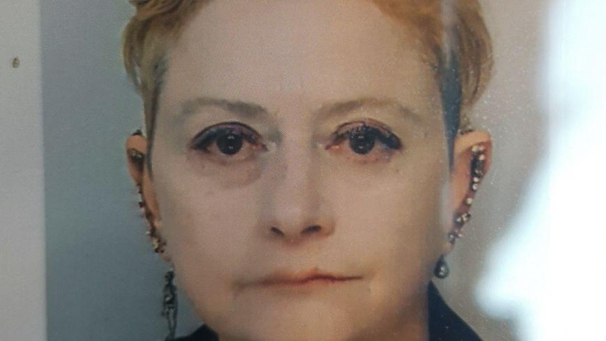 Le portrait de France Mazenc disparue depuis le 8 janvier.