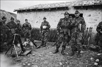 Pendant la guerre d'Algérie...