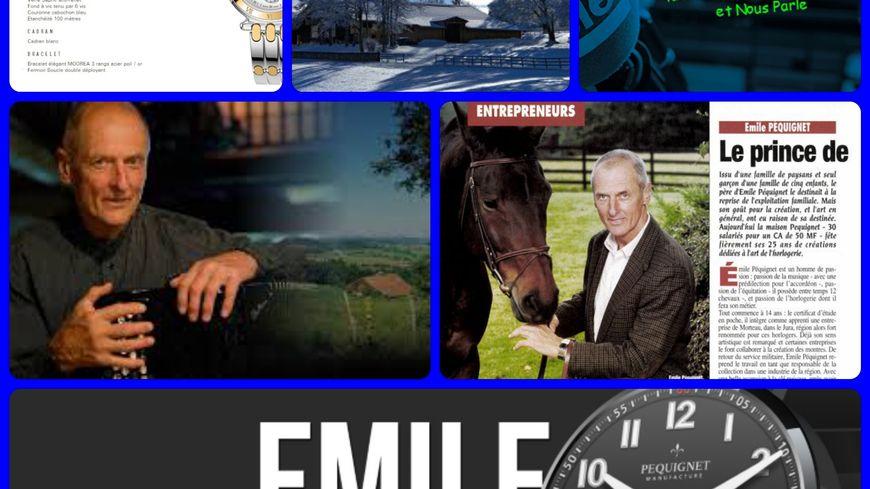 Emile Péquignet Dominique Morize France Bleu Besançon