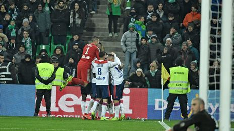 L'AS Saint-Etienne à la relance en Coupe de France contre Dijon après la déception du derby