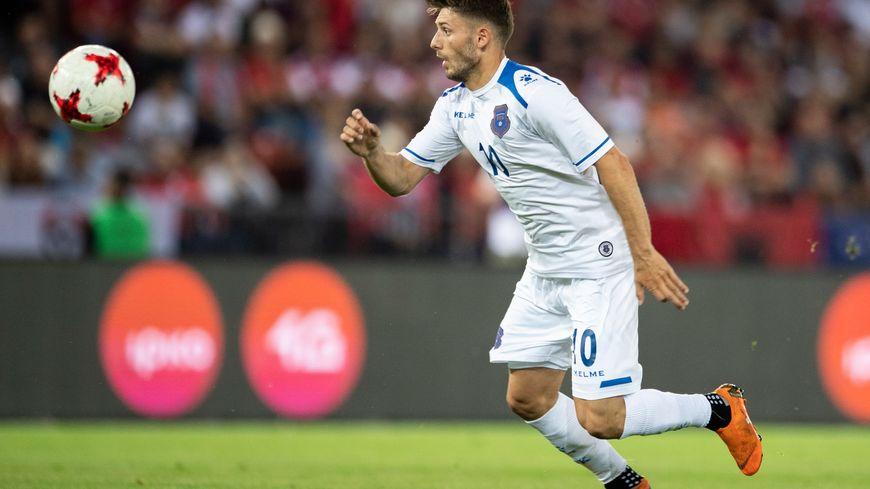 L'international kosovar Arbër Zeneli s'est engagé avec le Stade de Reims.