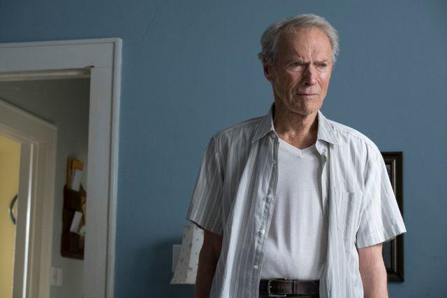 "Clint Eastwood dans ""La Mule"""
