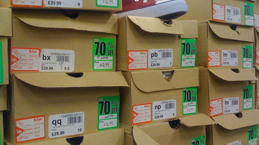 11d9e337694 2500 paires de chaussures volées au beau milieu de la nuit à Bolbec