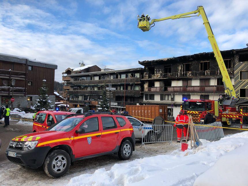 L'incendie du logement des saisonniers