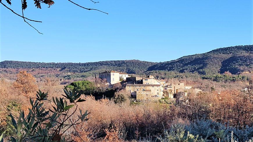 Le village de Gignac