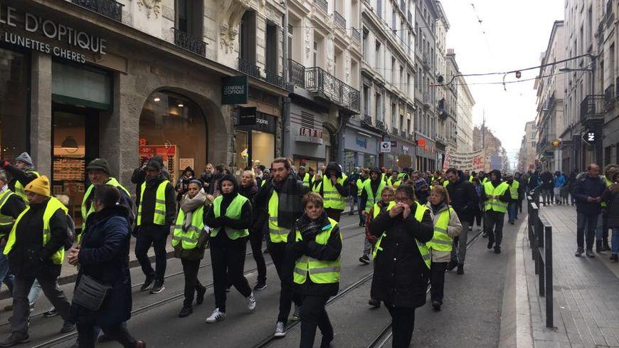 Plusieurs rassemblements sont déjà prévus dans la Loire et la Haute-Loire pour ce huitième week-end de mobilisations des gilets jaunes