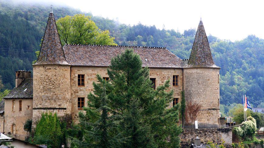 Le château de Florac, siège du PNC