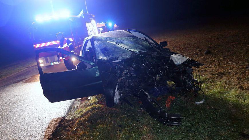 Toujours autant d'accidents mortels sur les routes secondaires d'Indre-et-Loire, malgré le passage à 80kmh