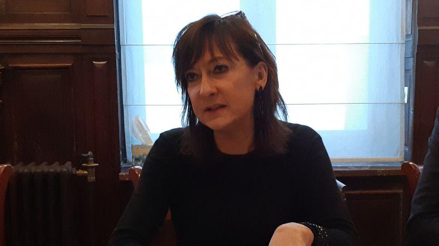 Valérie Cabuil, rectrice de l'Académie de Lille