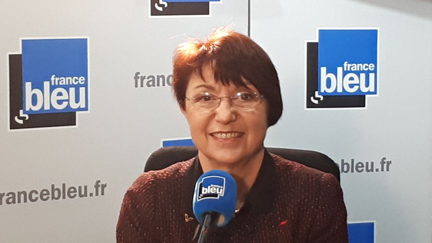 Catherine Arenou, maire de Chanteloup-les-Vignes.