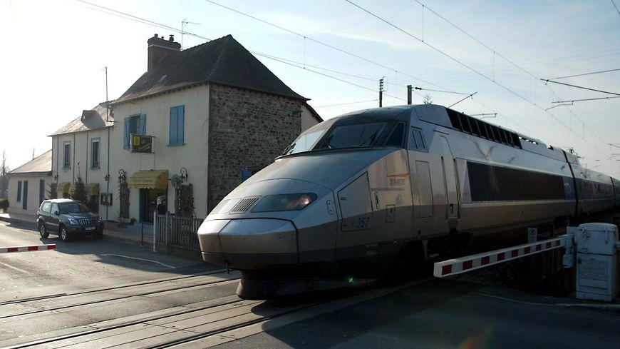 La Ligne à Grande Vitesse Paris-Rennes