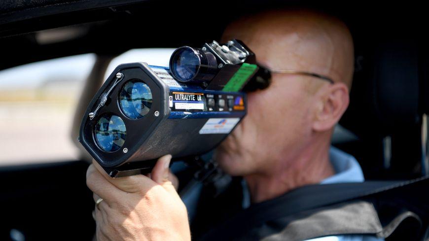 L'automobiliste roulait à 212 km/h au lieu des 110 autorisés
