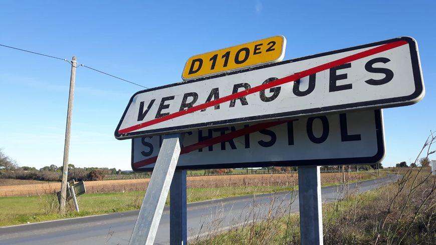Les panneaux des 2 communes ont été arrachés pendant la nuit de la saint Sylvestre