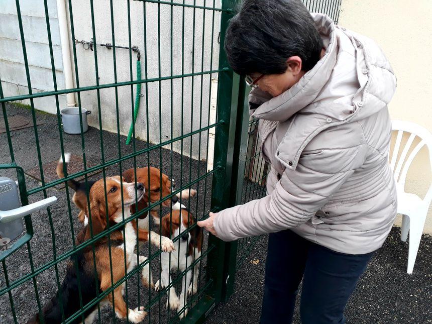 Danielle Barette, une adoptante