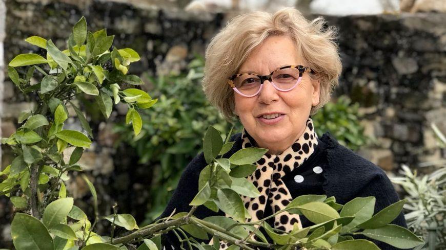 Monique Kayrouz, présidente de l'Office De Commerce à Bayonne