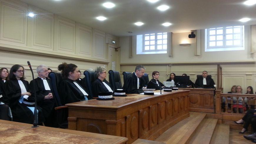 Audience solennelle de rentrée au tribunal de grande instance de Bourges