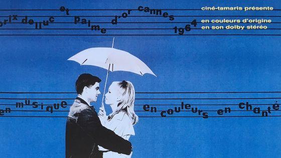 Michel Legrand, Les Parapluies de Cherbourg / Musicopolis © Ciné-Tamaris