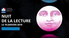 Nuit de la Lecture 2019 par Albane Penaranda