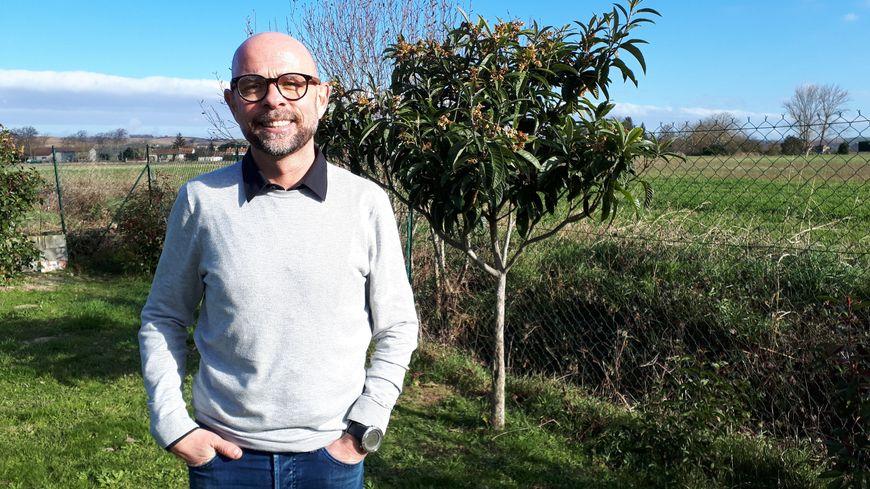 Michel Dumas, président de l'association Mazères Course Pédestre