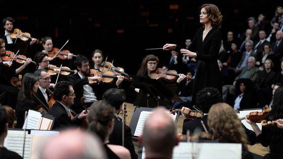 Philharmonia, un thriller-psychologique dédié à la musique classique. Une série France 2 et en partenariat avec France Musique