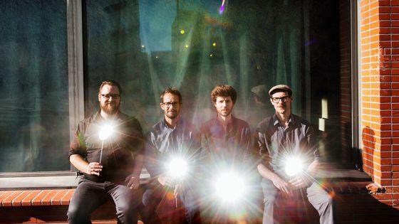 Emile Parisien Quartet