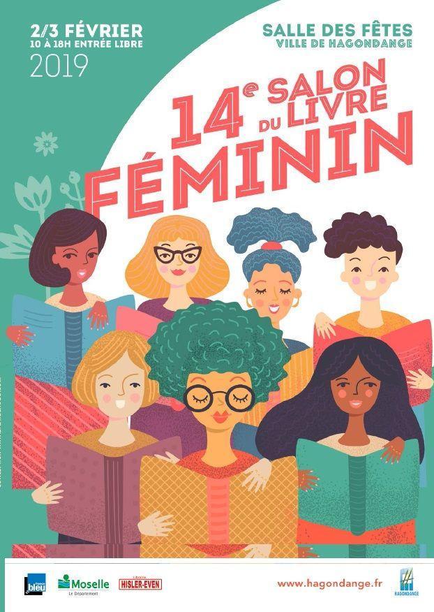 Salon du Livre Féminin d'Hagondange